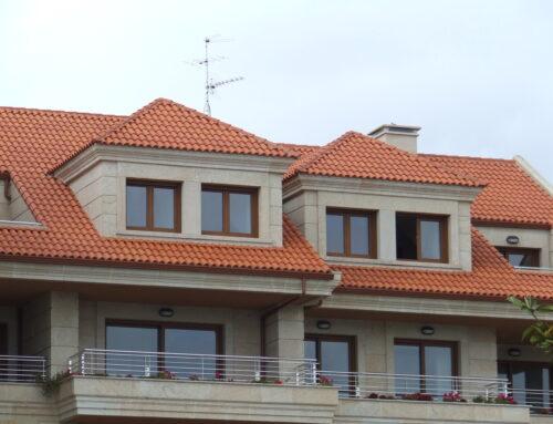 Crece la construcción de cubiertas inclinadas en los bloques de viviendas de la mitad norte de España