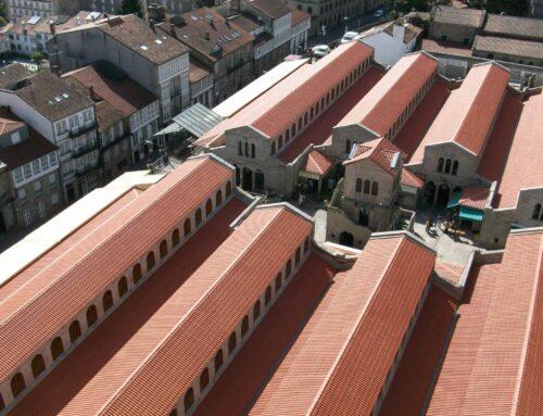La teja cerámica, uno de los materiales constructivos más alineados con los ODS