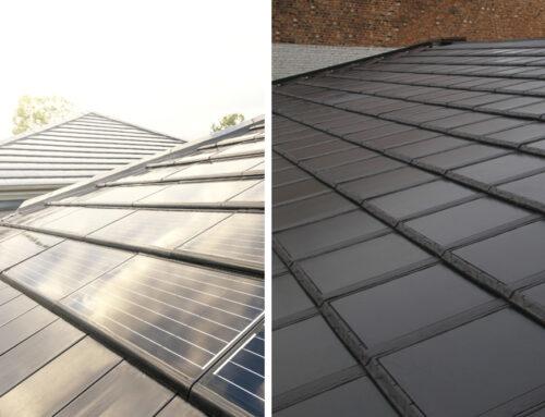 Teja fotovoltaica: innovación, eficiencia energética y estética
